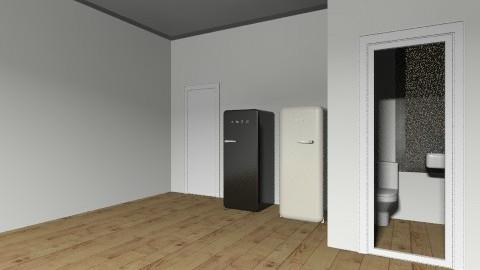 shrunken game room  - Retro - by Adam Hobbs