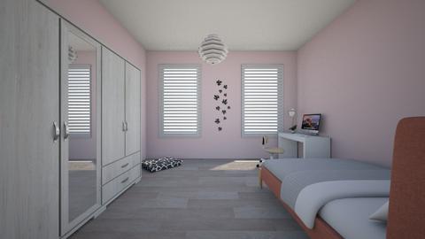 Example - Bedroom  - by Twerka
