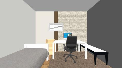 kamar2 - Bedroom  - by keevion2