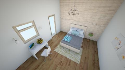Dream Bedroom - Bedroom - by CaitlinMaree
