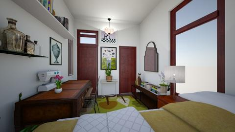 234 - Classic - Bedroom  - by bonkulus