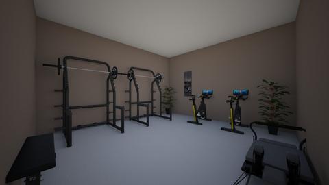Gym - by HannahDesgins