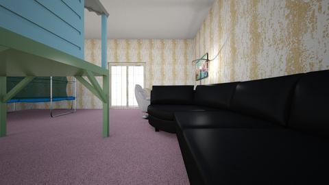 Cool room - Kids room - by MRDaly28