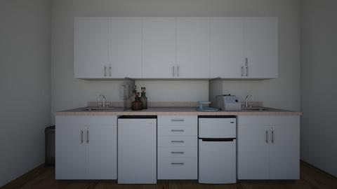 KAI - Kitchen  - by FACSEMS