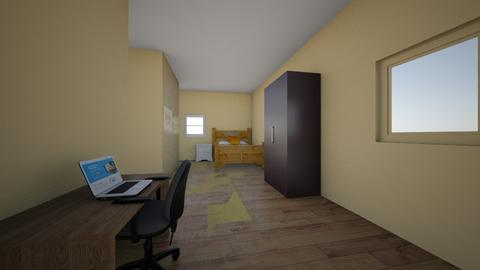 Bedroom Color Challenge - Bedroom  - by Sindy_Gutierrez