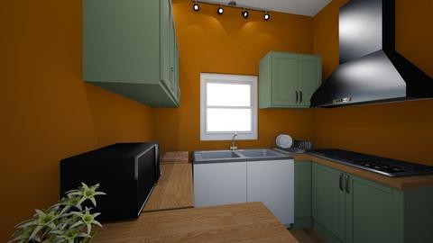 shepaq - Classic - Kitchen  - by pete_amir