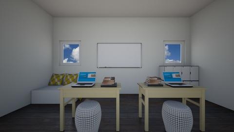 Happy Homeschooling - Office - by Design3690