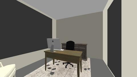 Office - Modern - by KelsieDore