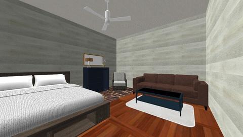 Kose Room - Bedroom  - by Kose Nonami