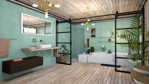 Ada Bart - Feminine - Bathroom - by AdaBart