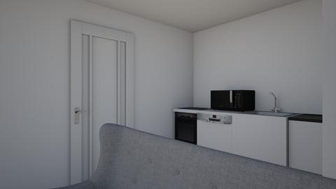 littleHome - Minimal - Bedroom  - by chipuluk