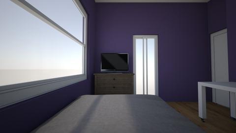 Eviko - Retro - Bedroom  - by p3ca7a21