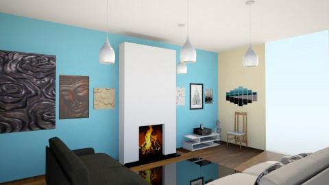 alos - Modern - Dining room - by Lourdes Novillo Lucas Vaquero