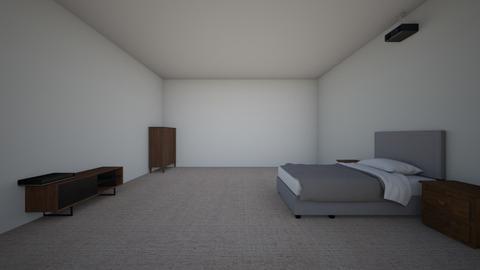 Marcus Ang  - Modern - Bedroom  - by MeeGoreng
