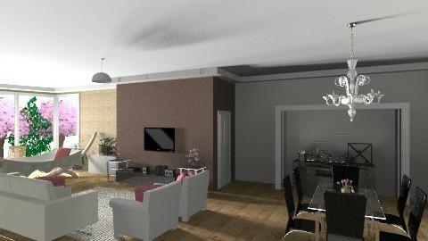 m - Living room - by silmara2012