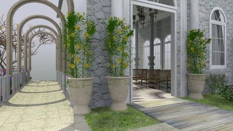 beaytifull - Classic - Garden  - by oliviajackson