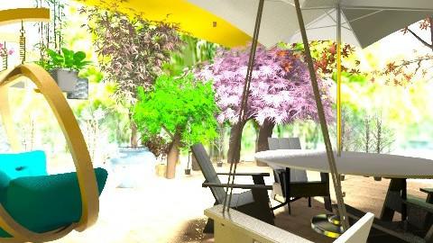 garden - Modern - Garden  - by prabi KOHLI