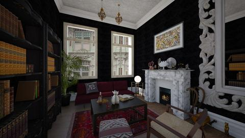 vintage - Vintage - Living room  - by a1b2c3