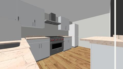 Cocina jefatura - Kitchen  - by laghers