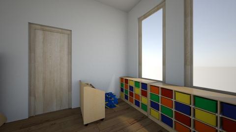 Rphmaruum - Kids room  - by kellerdi