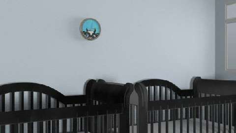 baby room - Classic - Kids room - by martinuccia