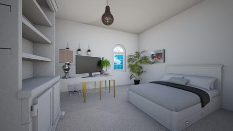 modern bedroom - Bedroom  - by BADRICHMAN100