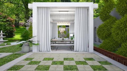 Garden Retreat 7 - Garden  - by Fofinha