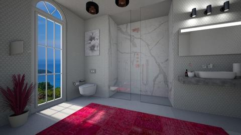 bath - by Liza S
