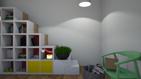 Hallway - Modern - by Annathea