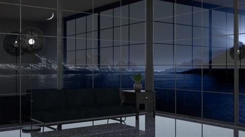 Horror - Living room  - by Tanem Kutlu