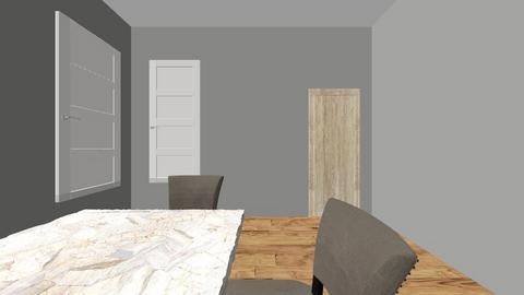 salone - Living room - by OmarSempai