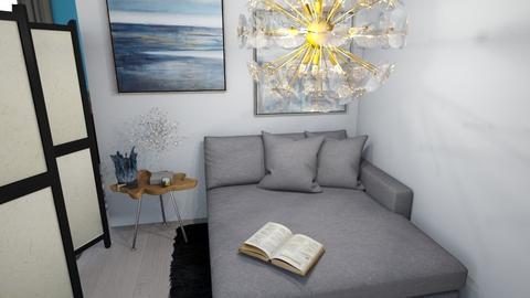 Interior Design - Bedroom  - by LukasL1108