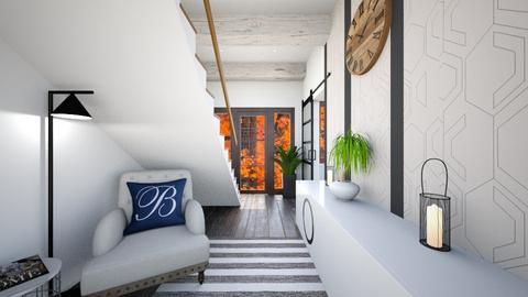 Home Enterance - by Chanel_Lover