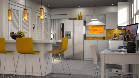 Kitchen - Kitchen  - by GraceKathryn