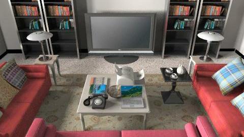 PANACHE - Modern - Office  - by Azmi_Ar