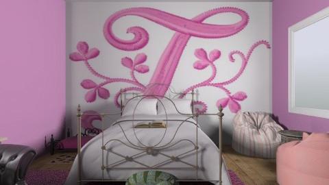 Tundenek  - Bedroom - by langerreka