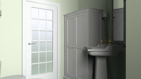 bagno prova 35 - Classic - Bathroom  - by lavarino