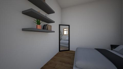 room - Modern - Bedroom - by chiamakawhytee