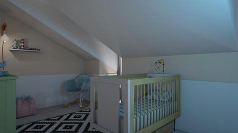 Nursery - Eclectic - Kids room - by Annathea