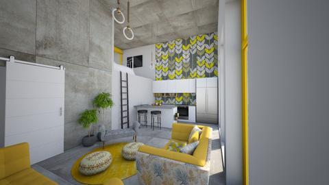 apartamento - by Milena_