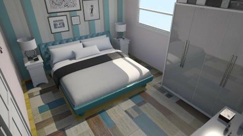 bedroom - Vintage - Bedroom  - by Zo0oZo0o96