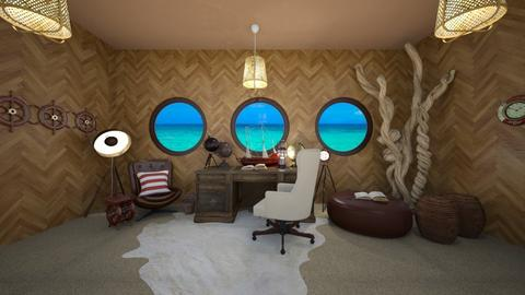 nautical office - Office  - by saritac