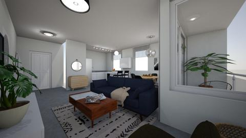 Gal livingroom 59 - Living room  - by erlichroni