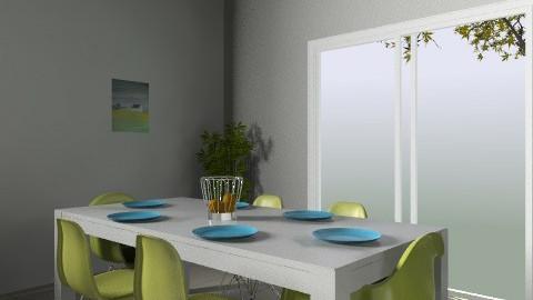 jdowling1 - Classic - Kitchen  - by MoiraManning