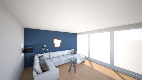 NYC living room  - Living room  - by amandaestrella22