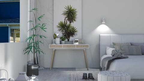 White Clear - Modern - Bedroom - by Yana_Arsenyuk