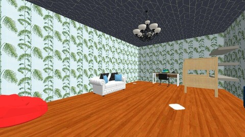 bedroom - by cbroom
