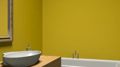 Bath room - Classic - Bathroom - by andrey_vospitannikov