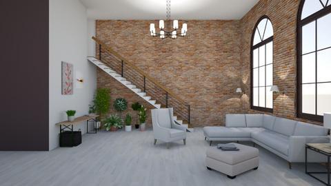Texture - Modern - Living room  - by gartn001