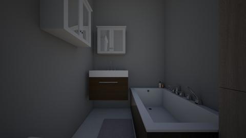 Westende - Bathroom  - by PetraWestende